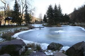 2017 gästehaus.stein winterzeit parkanlage